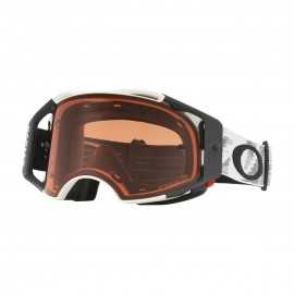Oakley Airbrake MX Goggle (Matte White Speed)